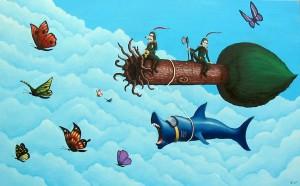 Shark Bomb