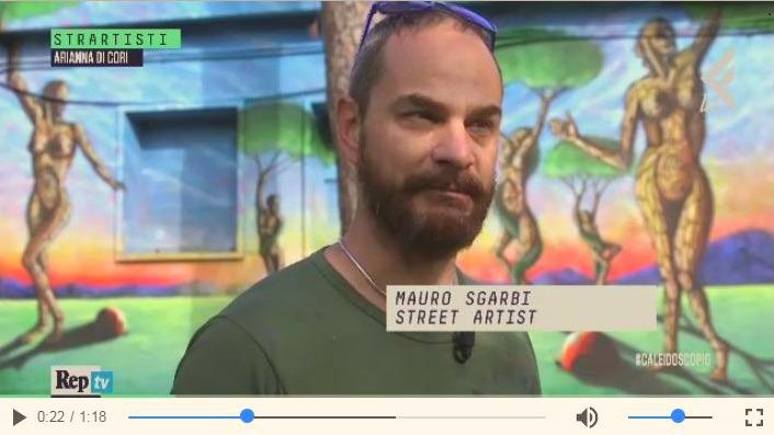 strartisti da schifano alla merini la street art colora l'ex manicomio
